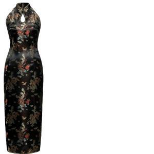 Halter Chinese Dresses