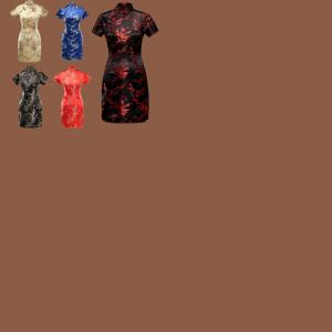 Short Chinese Dresses